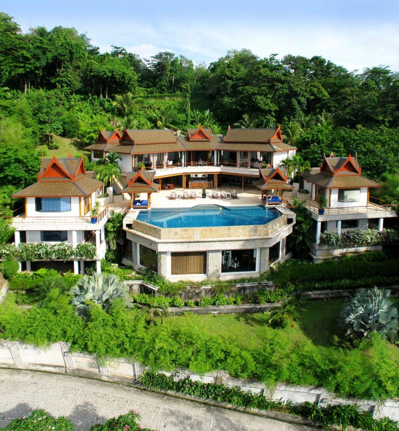 Tayland Süper Villa Fotoğrafları