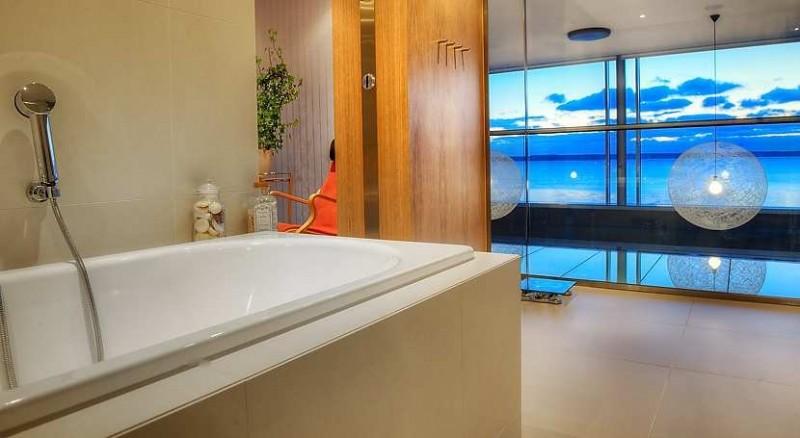 isveç muhteşem ev - duş bölümü
