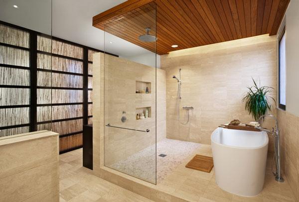 muhteşem banyo