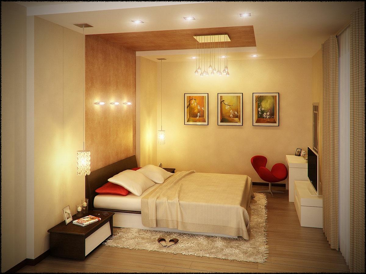 şık yatak odası tasarımları