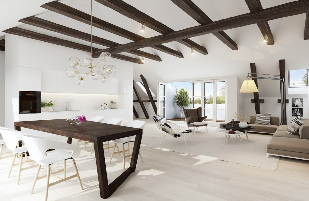 ferah modern oturma odaları