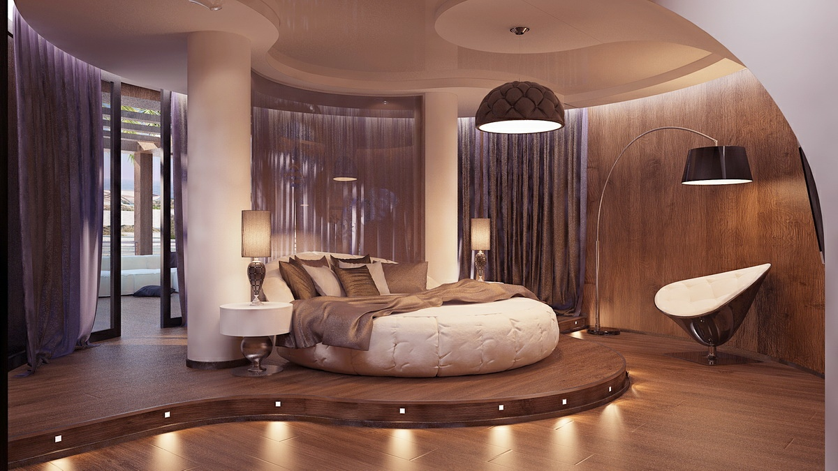 suit yatak odası