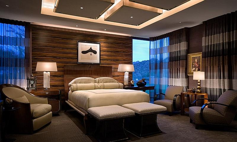 süper aydınlatmalı yatak odaları