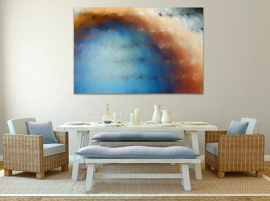 romantik sanatsal oda