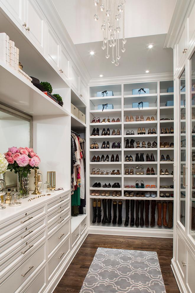 ingiliz stili giyinme odası