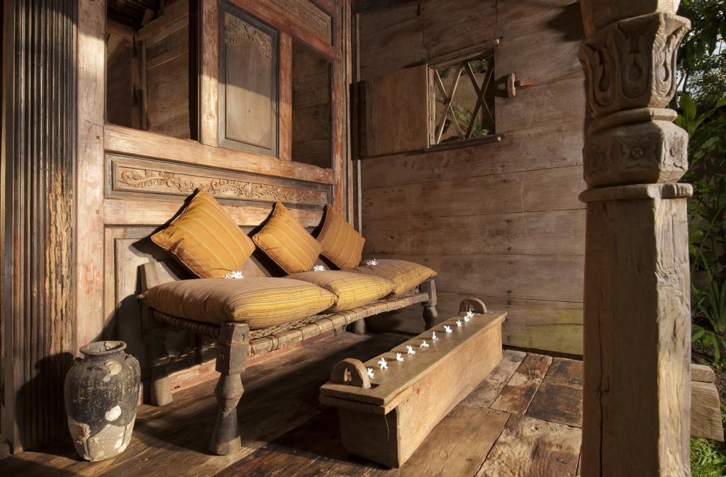 bambu veranda