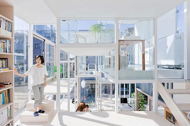 dünyadan sıradışı mimariler