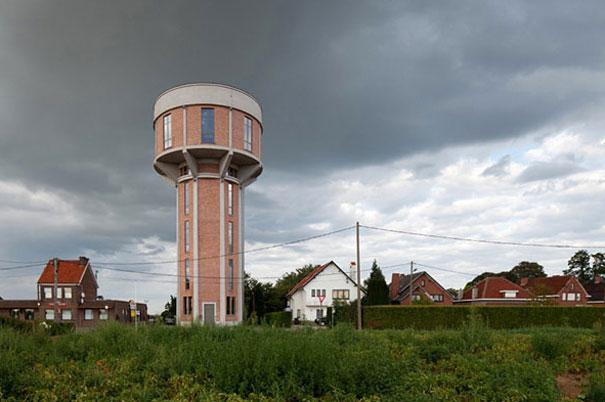 ilginç kule bina