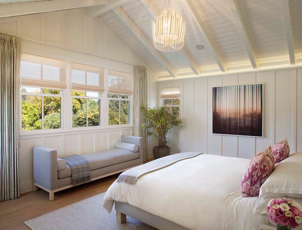çiftlik evi yatak odası
