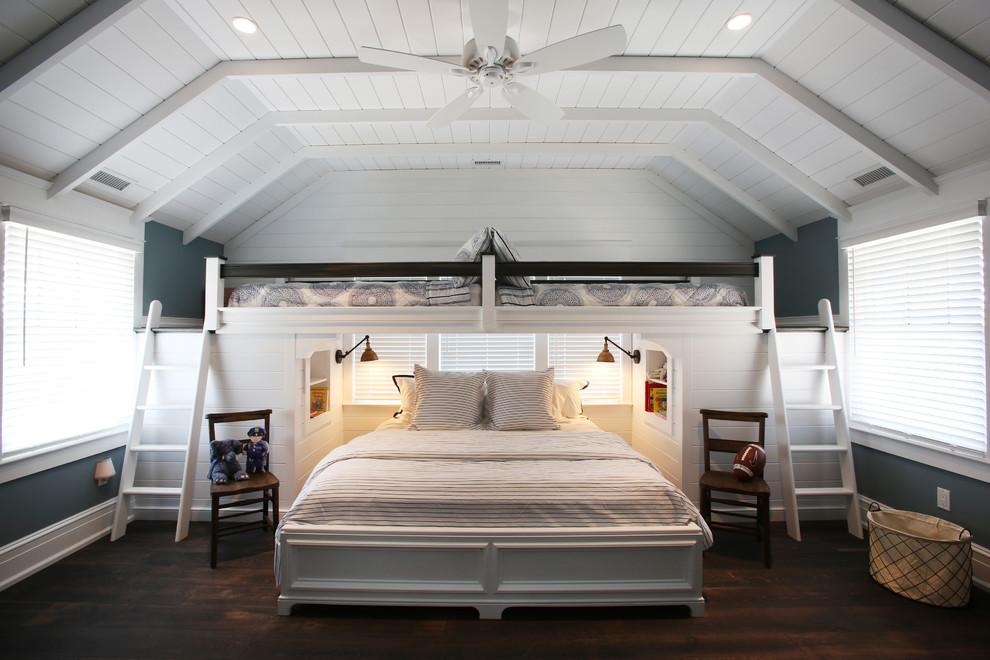 çocuklu yatak odası