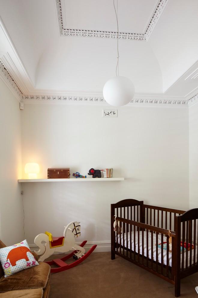 şık bebek odası takımı