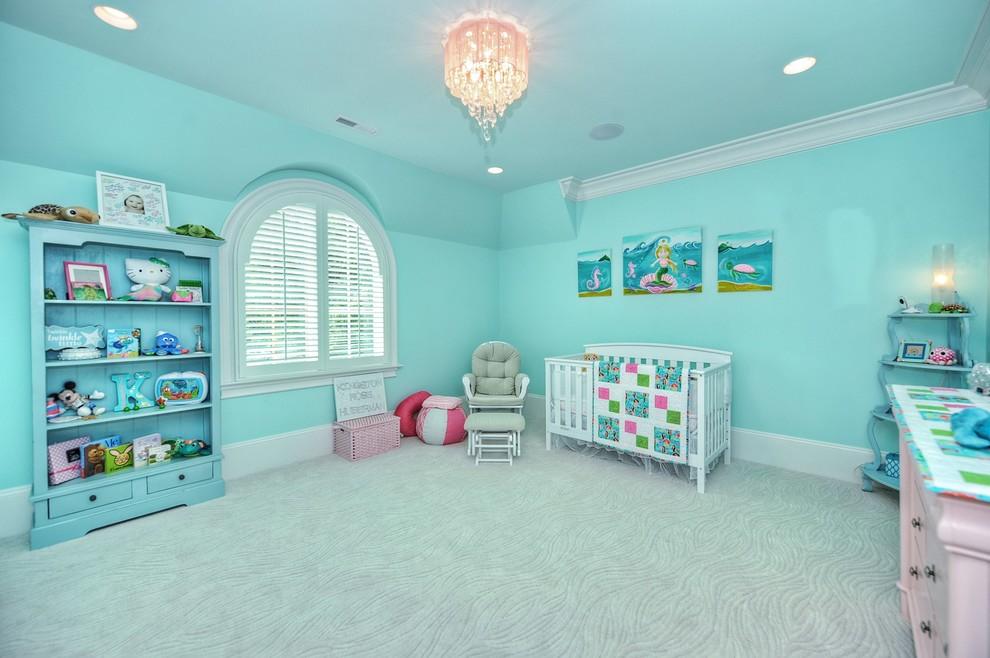 büyük bebek odası resmi