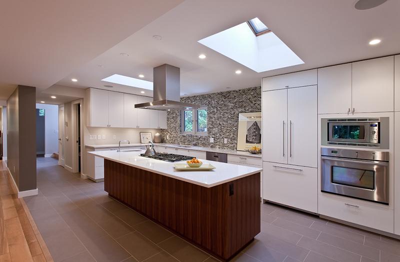 beyaz mutfak resmi