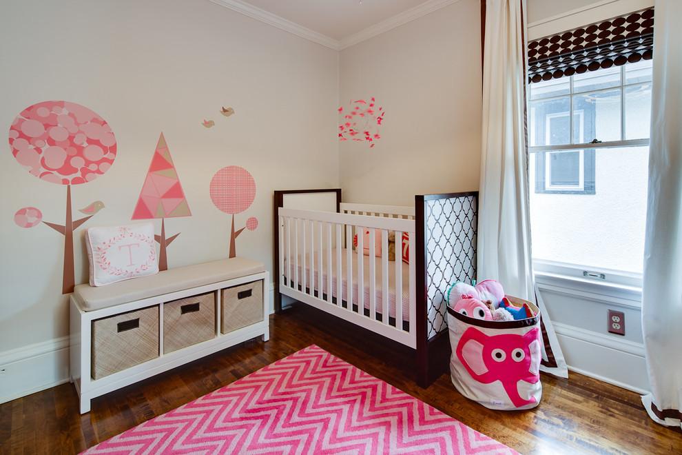 güzel bebek odası takımı