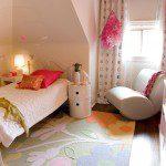 genç kız odası resmi