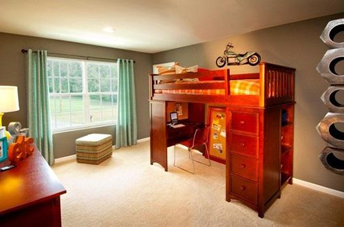 ilginç çocuk odası
