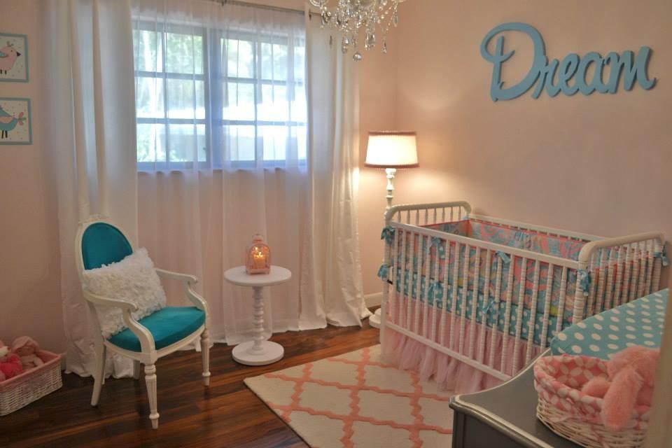 klasik bebek odası resmi