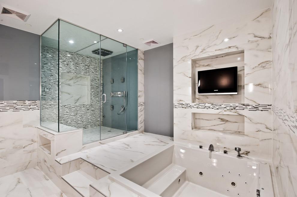 mermer banyo resmi