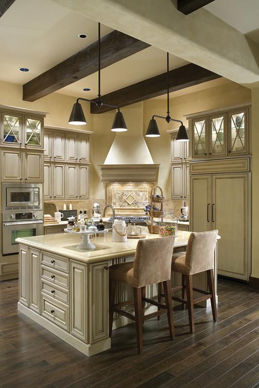 muhteşem mutfak resmi