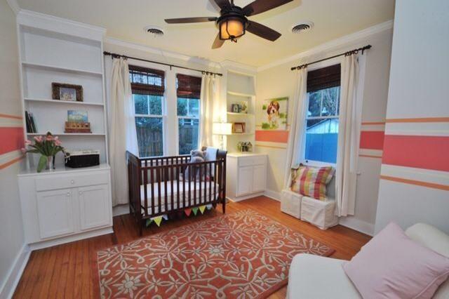 renkli bebek odası
