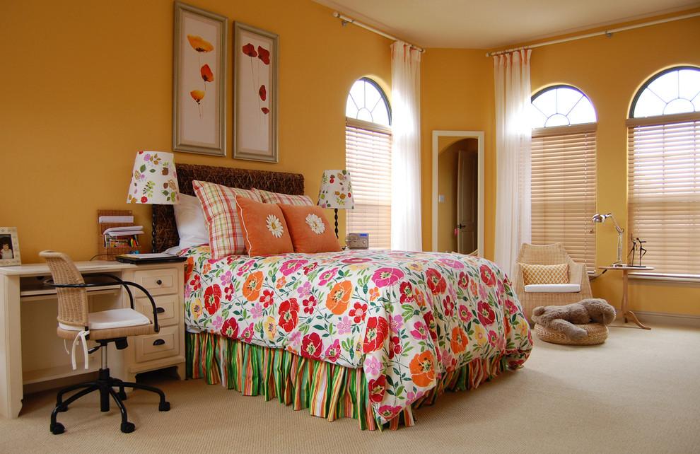 renkli genç odası