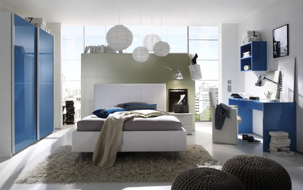 süper modern genç odası