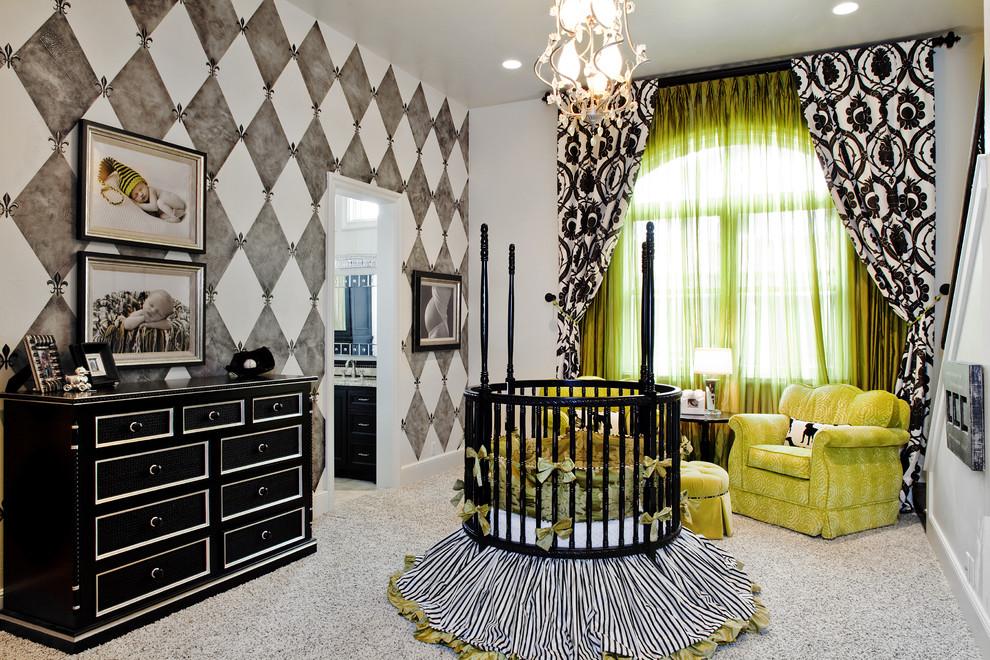 sıradışı bebek odası