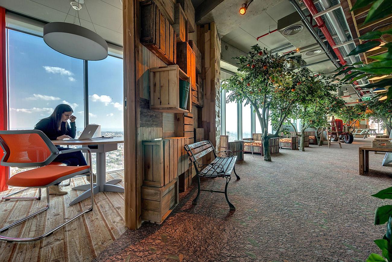 Google Binası Tel Aviv