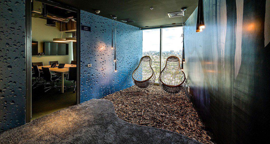 google binası tel aviv - hol