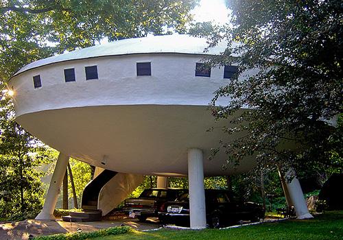 ufo evi