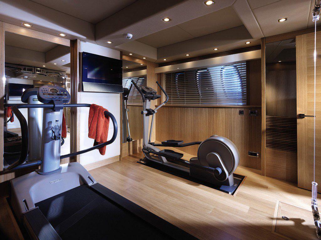 yat fitness salonu
