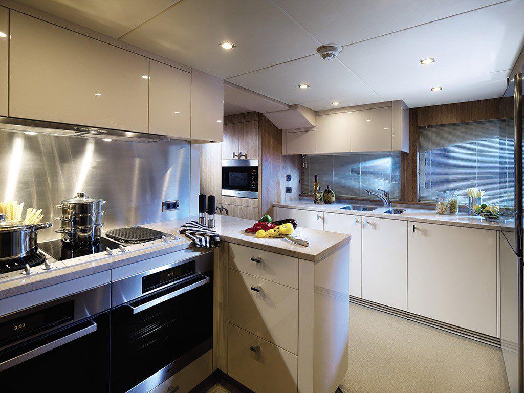 yat mutfak resmi