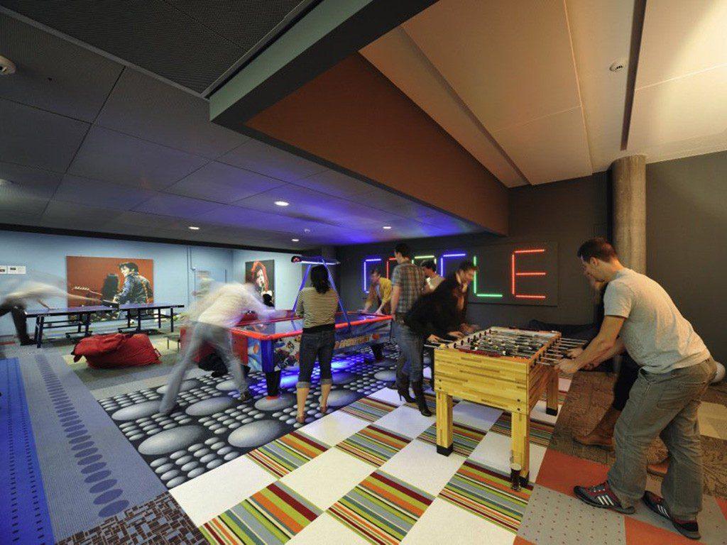 google oyun salonu