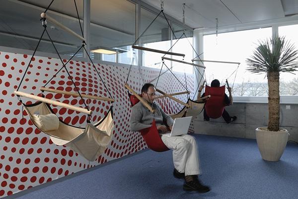 google relax çalışma ortamı