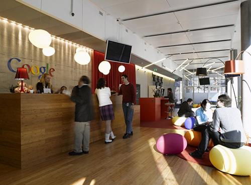google zürih cafe