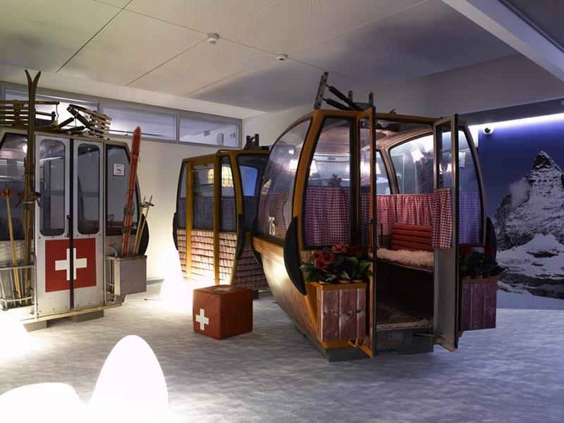 google zürih kar odaları