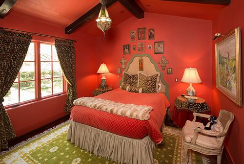 oryantal yatak odası