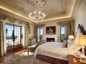 süper yatak odası resmi
