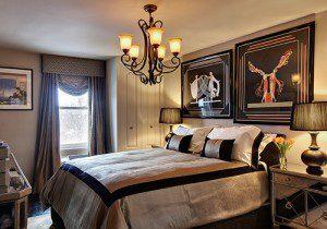 yatak odası fotoğrafı