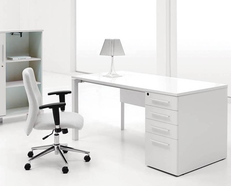 modern beyaz masa