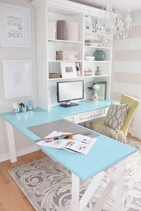 parlak çalışma masası
