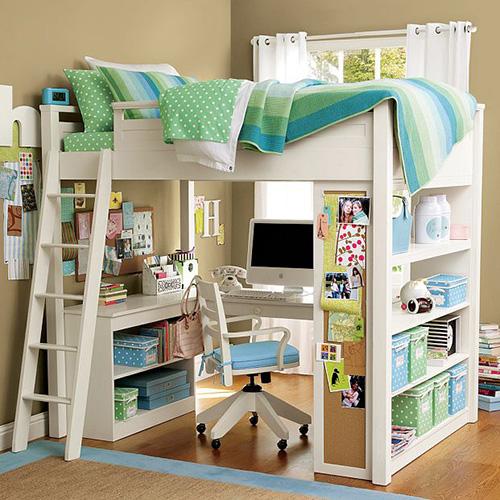 çocuk odası tasarım fikri
