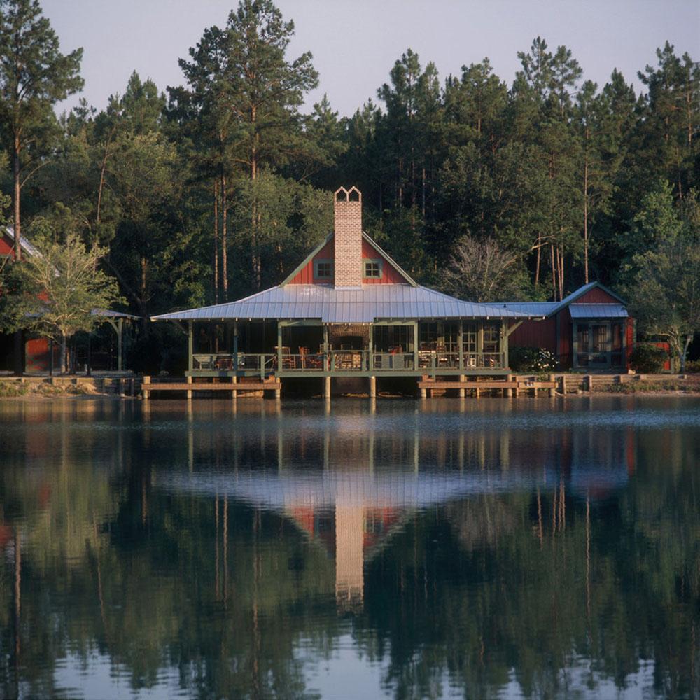 büyük göl evi
