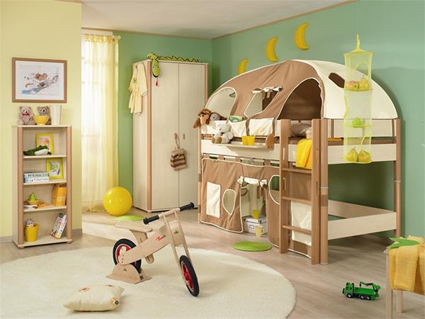 erkek çocuk odası resmi
