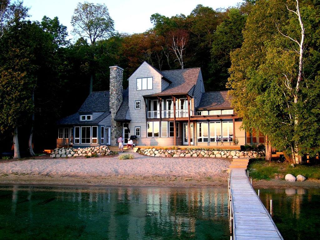 göl evi resmi