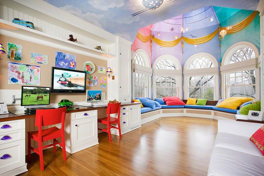 mükemmel çocuk odası
