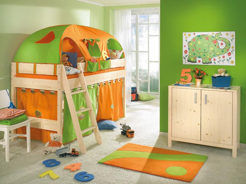süper çocuk odası resmi