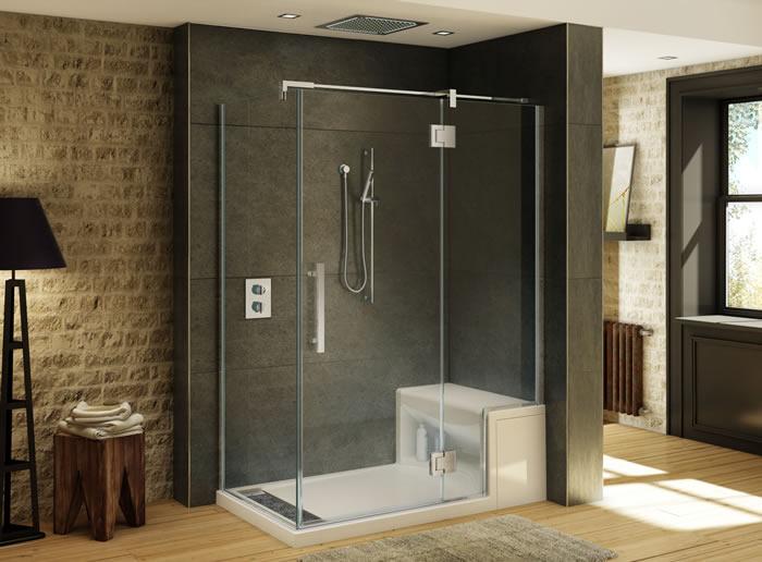 Küçük duşakabin