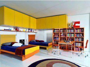 iki kişilik genç odası