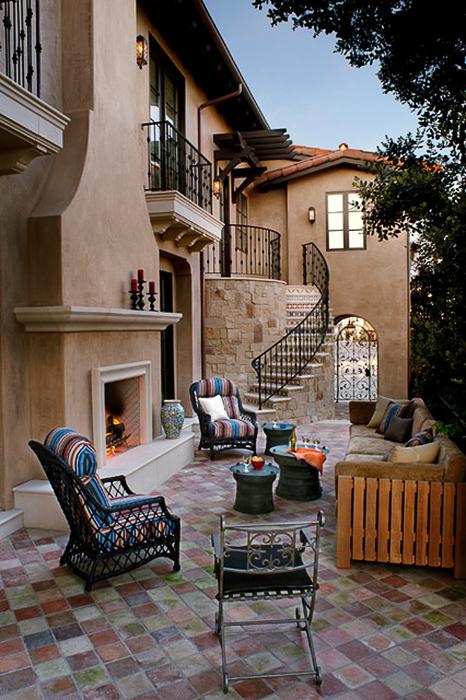 Çok güzel ev resmi